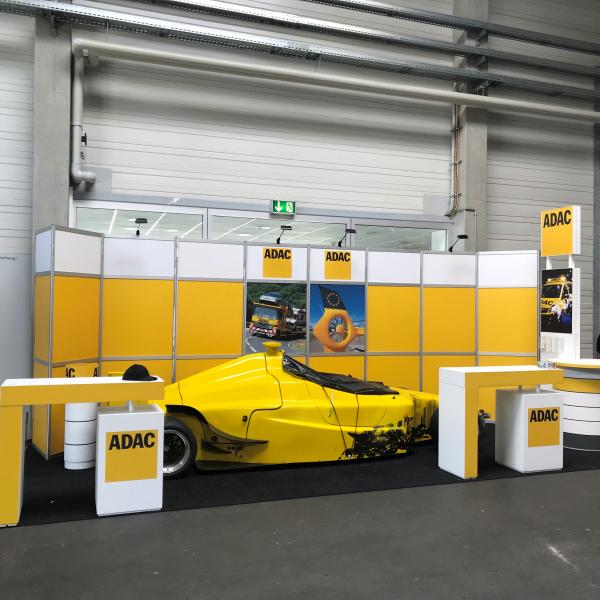Fahrsimulation ADAC Vertriebsagentur Novosel GmbH